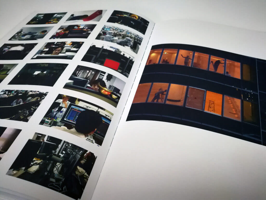 Canvas coffee table book design showcase design agency for Design agency singapore